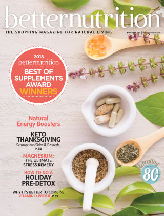 Better Nutrition Nov 2018