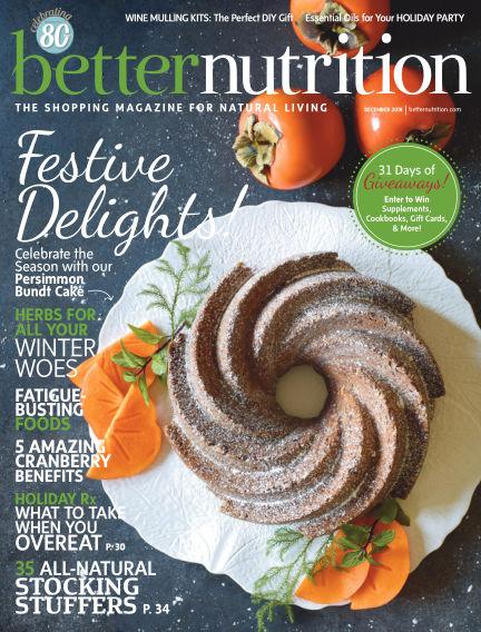 Better Nutrition November 24, 2018 00:00