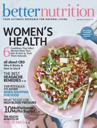 Better Nutrition May 2019