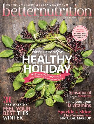 Better Nutrition December 2020