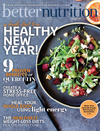 Better Nutrition January 2021