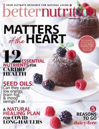 Better Nutrition February 2021