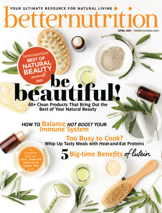 Better Nutrition April 2021