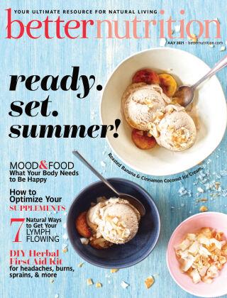Better Nutrition JULY 2021