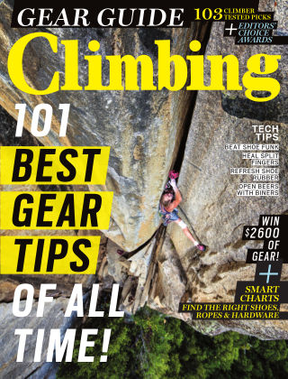 Climbing Gear Guide 2013