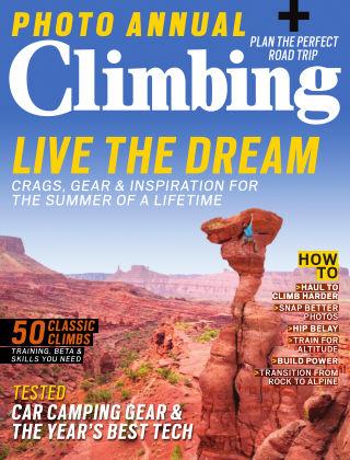 Climbing Annual 2013