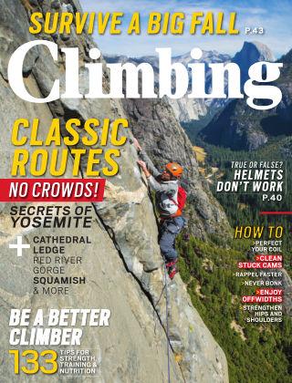Climbing August 2013