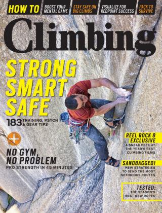 Climbing September 2013
