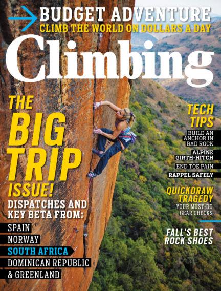 Climbing September 17, 2013 00:00