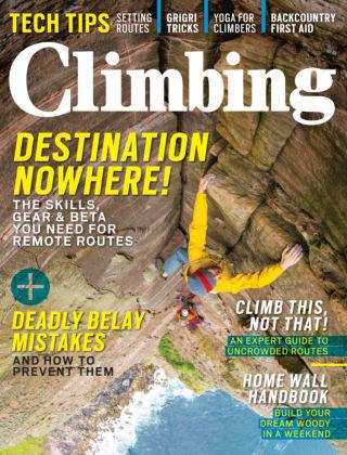 Climbing November 2013