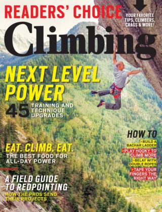 Climbing Dec / Jan 2014