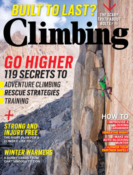 Climbing February 11, 2014 00:00