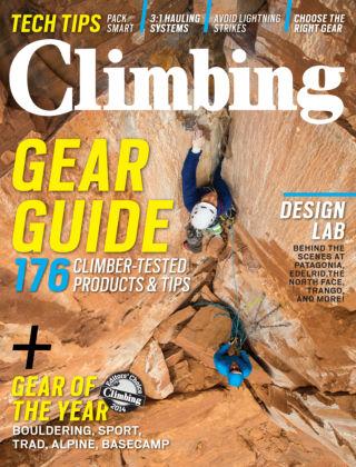 Climbing April 2014