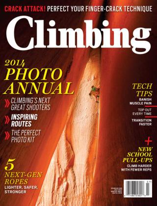 Climbing July 2014