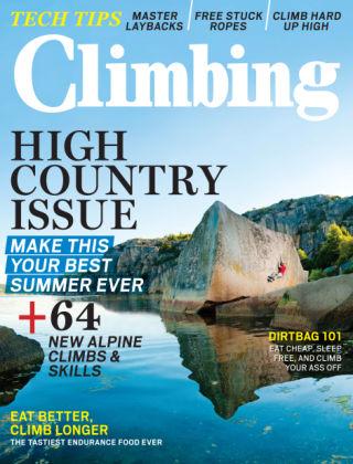 Climbing August 2014