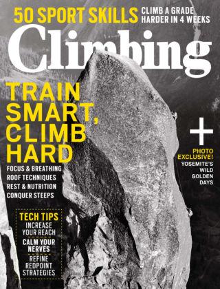 Climbing September 2014