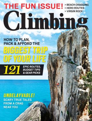 Climbing November 2014