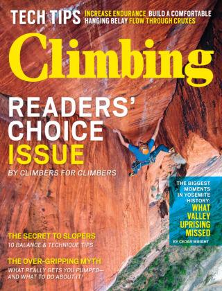 Climbing Dec / Jan 2015