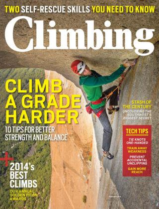 Climbing February 2015