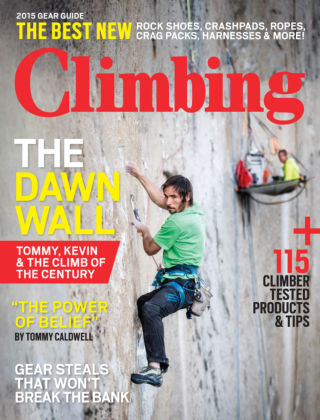 Climbing April 2015