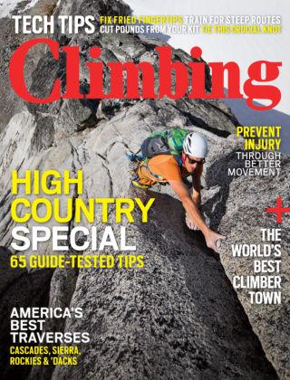 Climbing May 2015