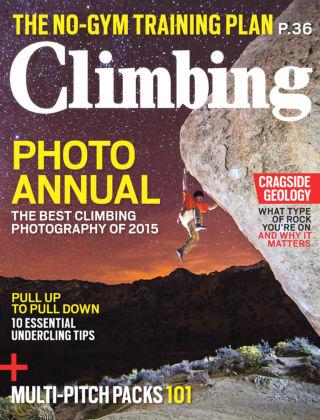 Climbing June / July 2015