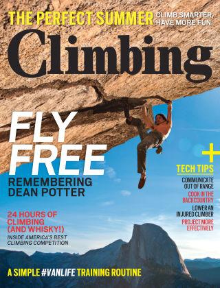 Climbing August 2015
