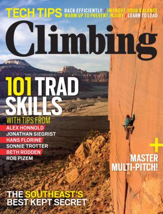 Climbing September 2015