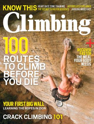 Climbing October 2015