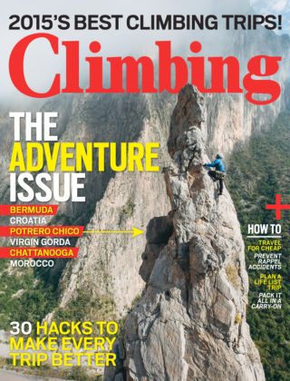 Climbing November 2015