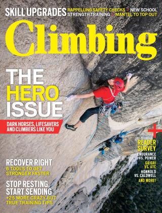 Climbing Dec-Jan 2016