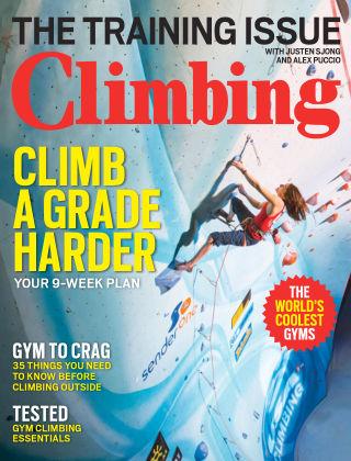 Climbing Feb-Mar 2016