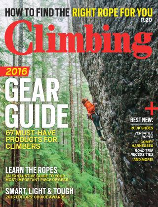 Climbing Apr 2016