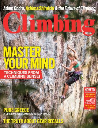 Climbing May 2016