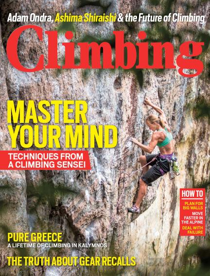Climbing April 26, 2016 00:00