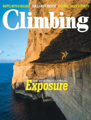 Climbing Jun 2016