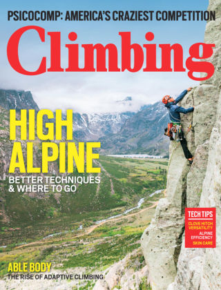 Climbing Jul-Aug 2016