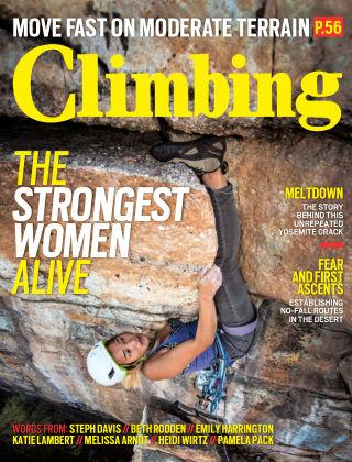 Climbing Sep 2016