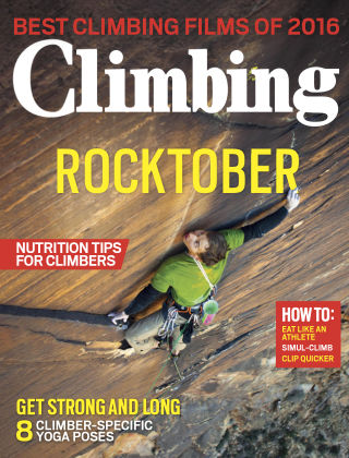 Climbing Oct 2016