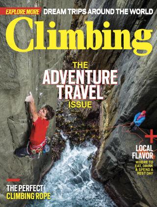 Climbing Nov 2016