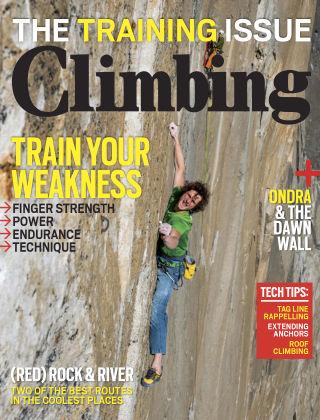 Climbing Feb-Mar 2017