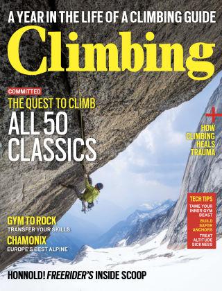 Climbing Aug 2017