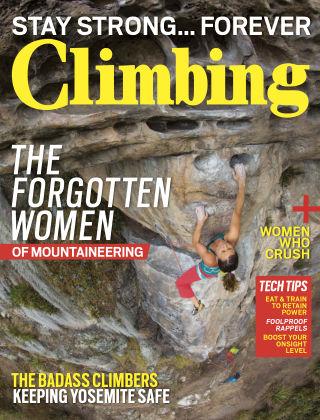 Climbing Oct 2017