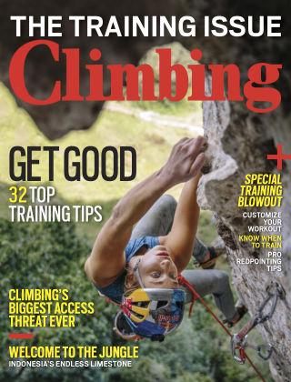Climbing Jan 2018
