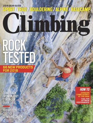 Climbing Apr-May 2018
