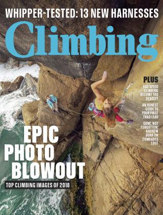 Climbing Aug-Sep 2018
