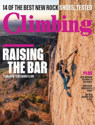 Climbing Dec-Jan 2019