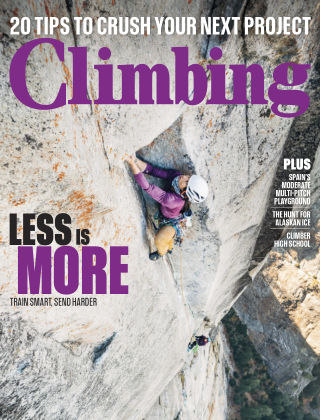 Climbing Feb-Mar 2019