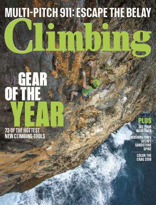 Climbing Apr-May 2019