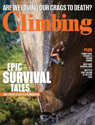 Climbing Jun-Jul 2019